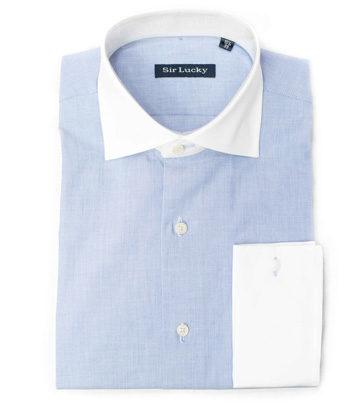 Camisa-azul-cuello-blanco