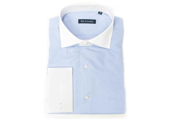 camisa-azul-celeste-cuello-blanco