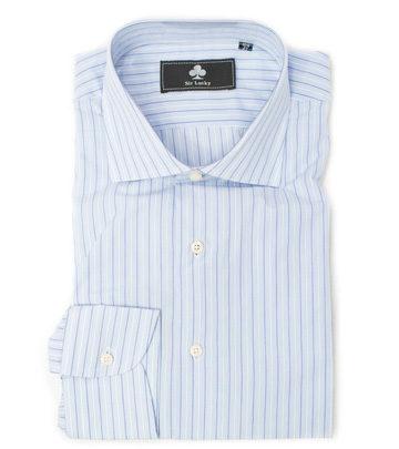 camisa-azul-celeste-rayas