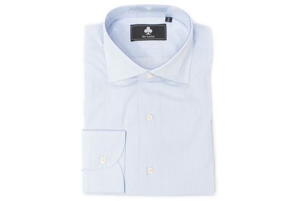 camisa-azul-rayas-finas