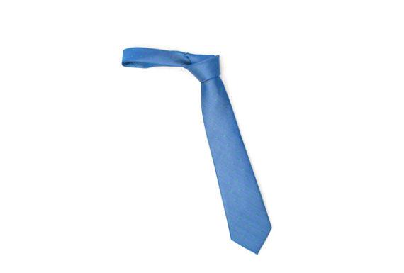 corbata-azul