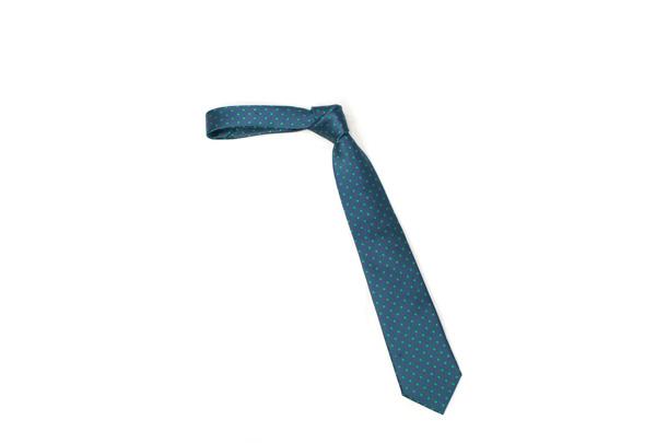corbata azul oscuro