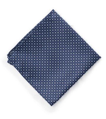 Pañuelo azul oscuro