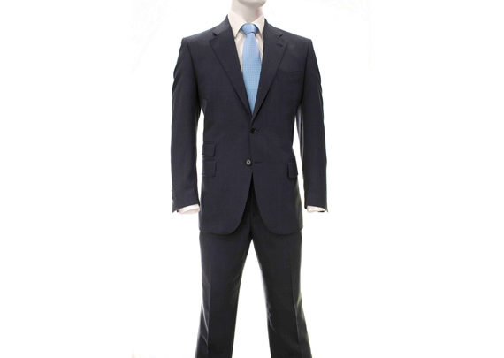 traje-gris-azulado