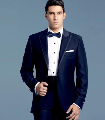 cb042d2862de1 Traje Versus Azul - Sir Lucky trajes de novio en Madrid