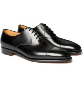 zapatos de cuero oxford