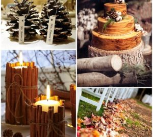 bodas de otono