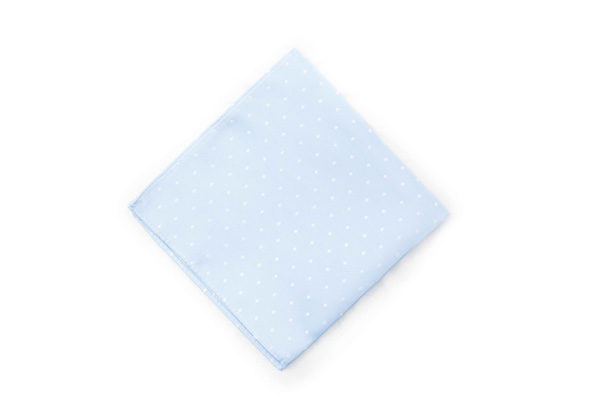 pañuelo azul claro