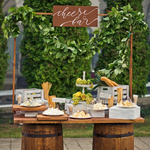 menu de boda catering