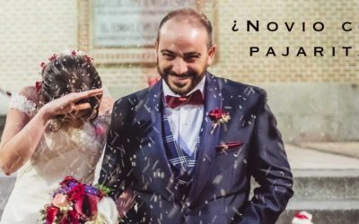 Cuando llevar trajes con pajarita en una boda