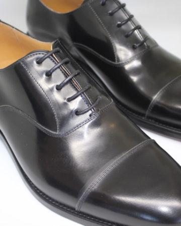 zapato cordones negro 2