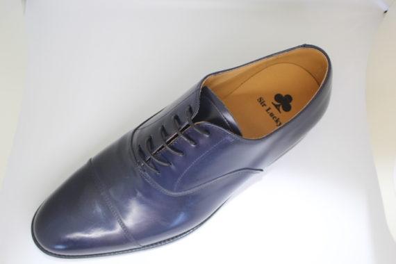 Zapato Cordones Azul 1